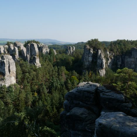 Bohemian Paradise cycling holiday – self guided in your own pace