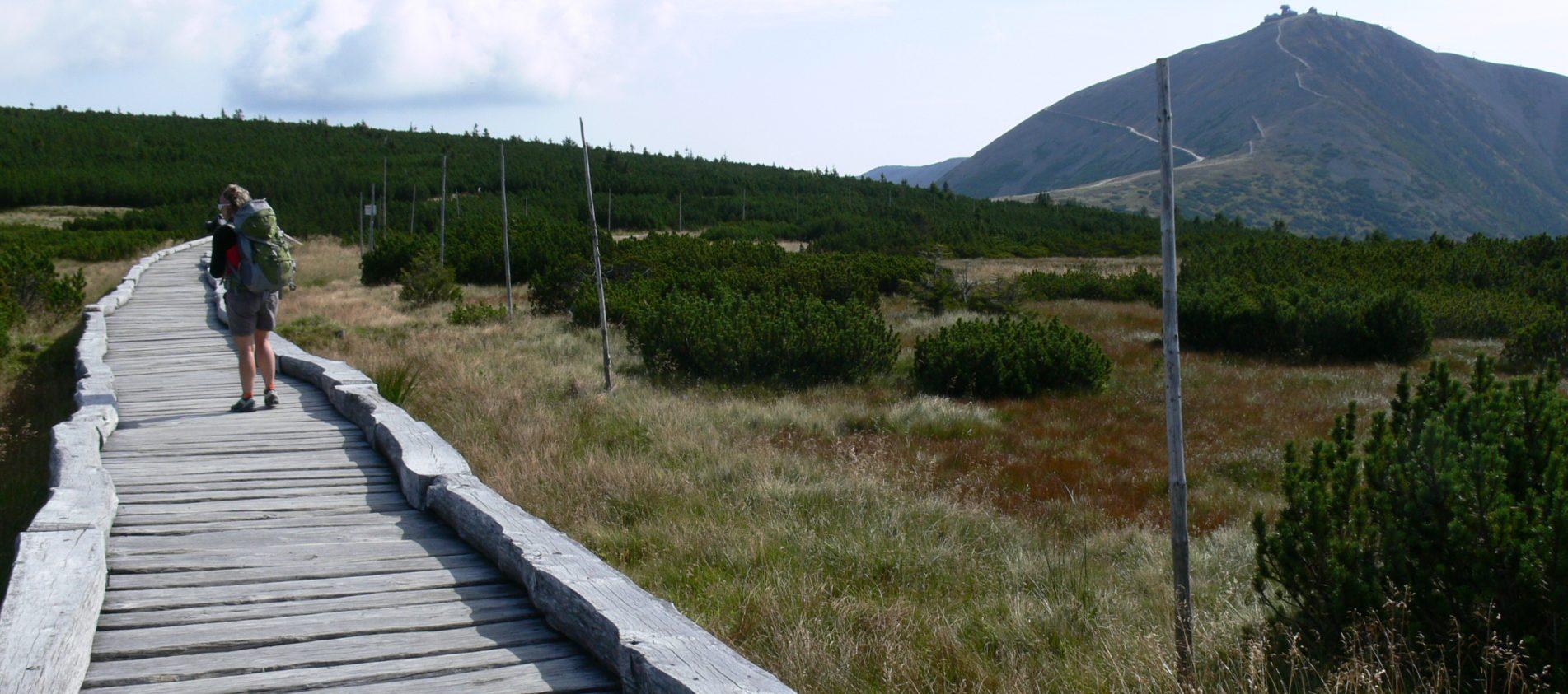 Mountain Hut Tour Giant Mountains