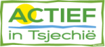logo Actief in Tsjechië - Active holidays in Czechia