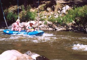 Canoeing holidays – Ohře river