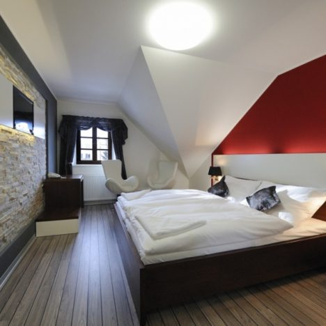 Caramell Hotel and Restaurant in Louny