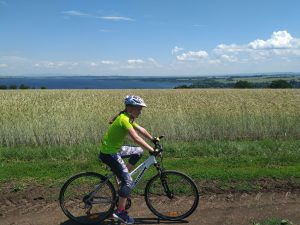 Ohře valley cycling and canoeing tour