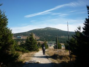 Giant Mountains kid-friendly hiking tour